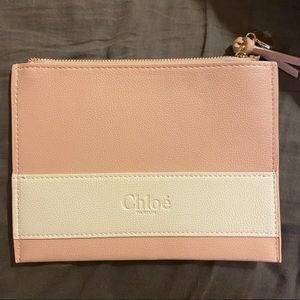 Chloe mini clutch NWT